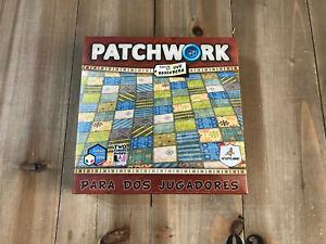 juego de mesa - Patchwork - Maldito Games - Precintado