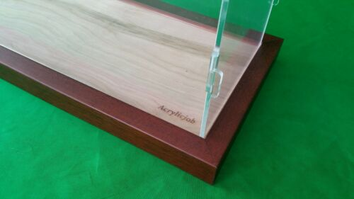 "22/""x15/""x16/"" Table Top Display Case Box for Doll Houses Doll and Bears Dollhouses"