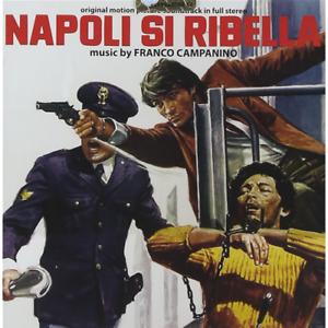Franco Campanino - Napoli Si Ribella - Digitmovies - CD