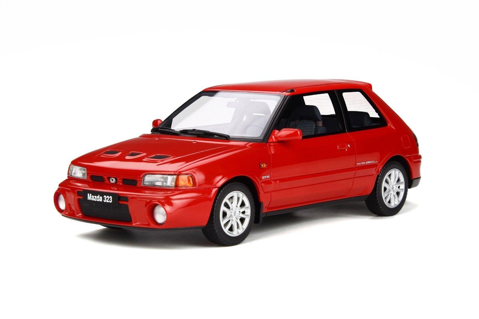 Mazda 323 GT-R • 1992 • NEU • Otto OT255 • 1 18