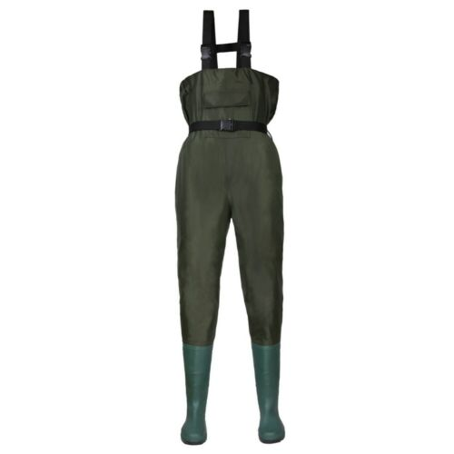 Ultra Fishing Waterproof Chest Waders With Boots