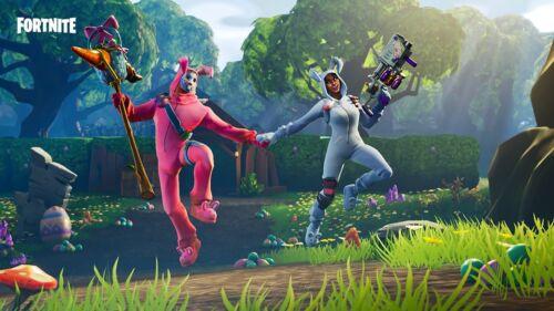 Poster 42x24 cm Videogame Video-Spiel Fortnite Battle Royale 08
