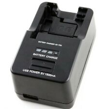 Mains Wall Battery Charger BC-TRV For Sony HDR-SR10 DCR-SR32 HDR-CX106E HandyCam
