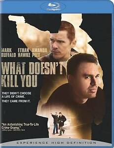 What Doesnt Kill You (Blu-ray Disc, 2009, Canadian) NEW!