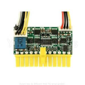 picopsu 160 xt 12v 160w high power 24 pin atx dc dc power supply ebayimage is loading picopsu 160 xt 12v 160w high power 24