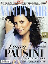 Vanity Fair 2015 46#LAURA PAUSINI,Blake Lively  & Ryan Reynolds,jjj