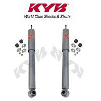 2 Rear Toyota 4runner 1995 1996 1997 1998 1999 2000-2002 Shock Absorber Kyb on sale
