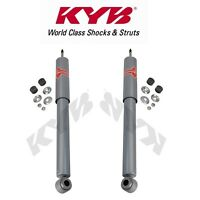 2 Rear Toyota 4runner 1995 1996 1997 1998 1999 2000-2002 Shock Absorber Kyb on sale