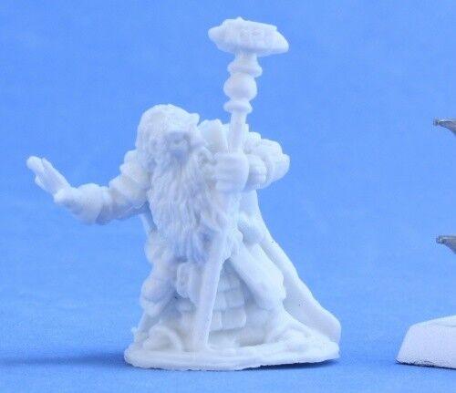 REAPER BONES II KICKSTARTER 77383 Dwarf Cleric
