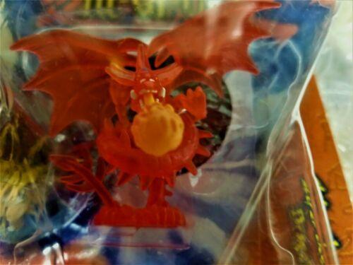 "NEW Yu-Gi-Oh Series 13 Holo-Tile Collectible 2/"" Figures  2004 Mattel YU Choose"