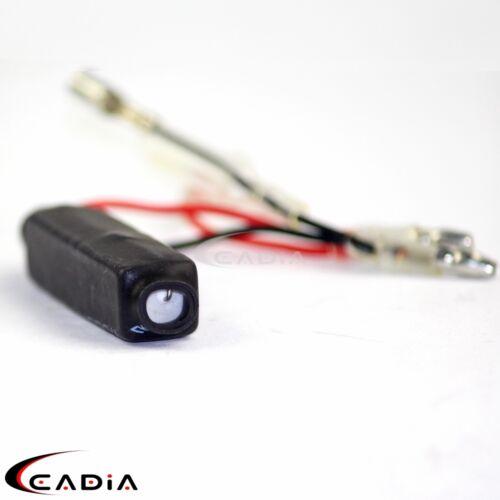 4X12V Load Resistors Blinker Resistor Fits Motorcycle LED Turn Signal Lights