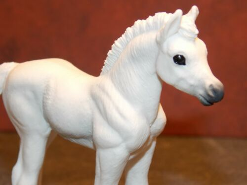Dollhouse Miniature Horse Foal 3.15 inch Safari Ltd Animal Dollys Gallery F27
