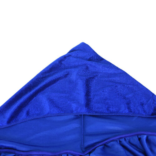 Adult Unisex Velvet Halloween Costumes Cloak Hood Cape Fancy Dress Cosplay C  lq