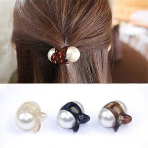 Women-Fashion-Pearl-Hair-Claw-Barrettes-Crystal-Hair-Clips-Mini-Hair-Accessories