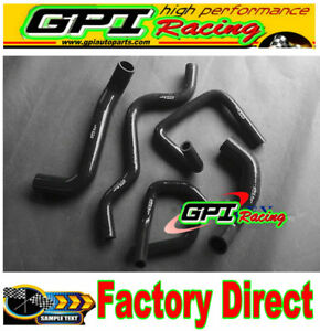 Silicone-Radiator-Hose-Kit-Ford-Falcon-BA-BF-XR6-Turbo-BLK