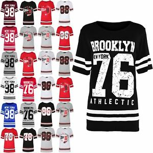 Kids-usa-american-varsity-baseball-slim-brooklyn-76-a-mancherons-t-shirt-top