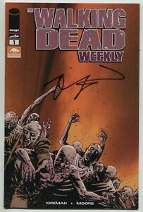 The Walking Dead Weekly #1 Amazing Arizona Convention Variant Exclusive Comic