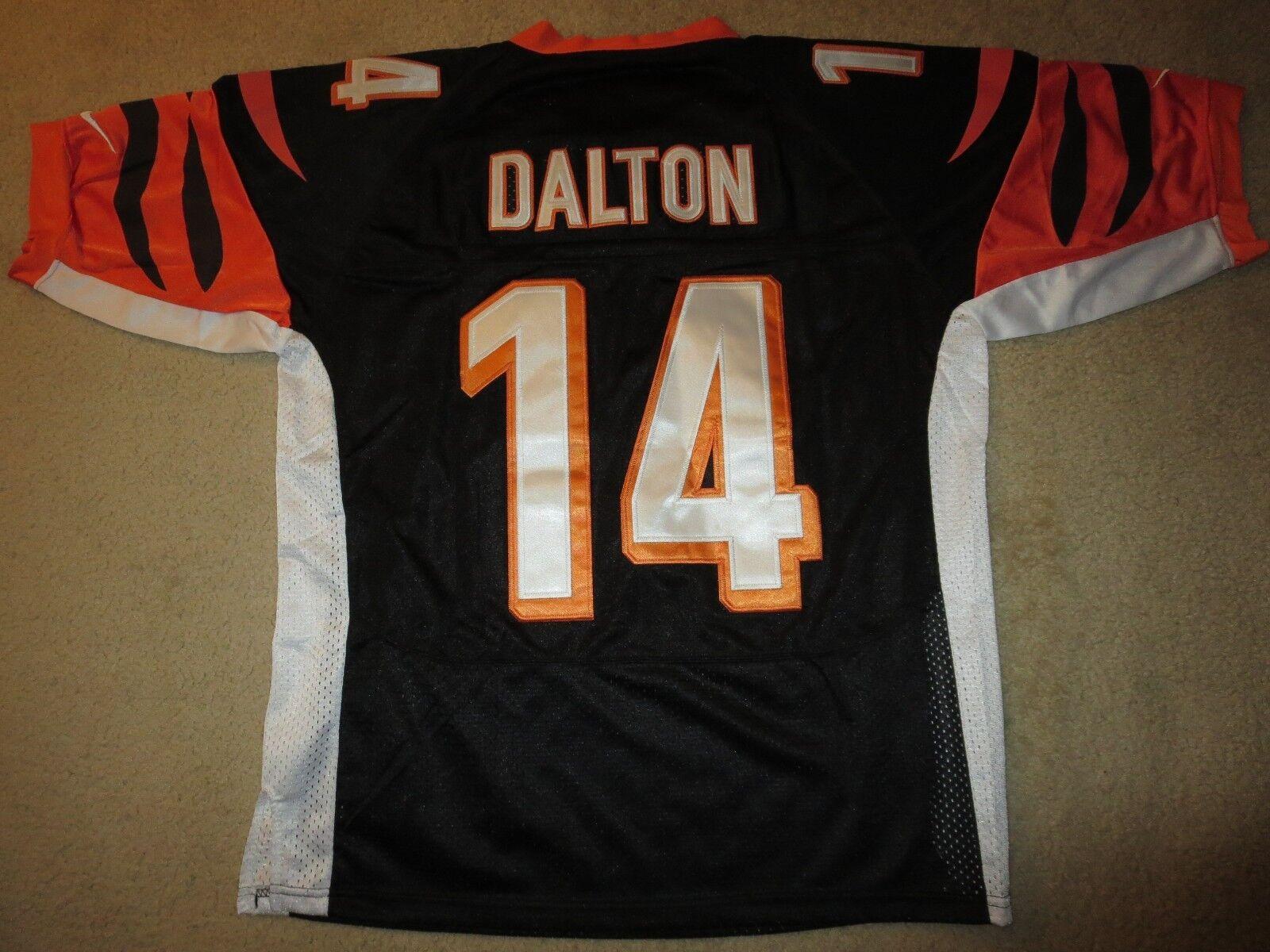 Trikot Football NFL Bengals Cincinnati Dalton Andy Sm 14 40