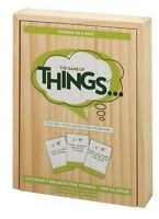 The Game Of Things Board Game , New, Free Shipping