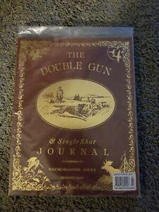Neuf Non Ouvert Double The Gun & Single Shot Journal Volume Dix-huit Issue 2-afficher Le Titre D'origine