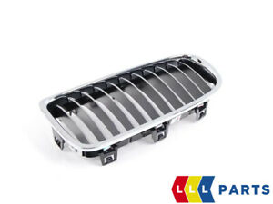 NEW-GENUINE-BMW-3-SERIES-F30-F31-LUXURY-LINE-KIDNEY-GRILL-LEFT-N-S-51137263481