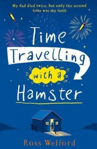 1 of 1 - Time Travelling with a Hamster by Ross Welford Paperback 2016 Harper Collins