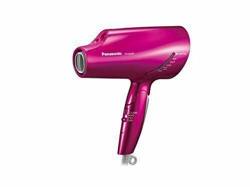 Panasonic hair dryer Nanokea Vivid pink