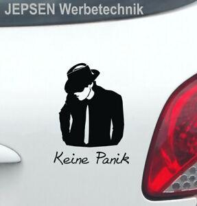 Auto-Aufkleber-Udo-Keine-Panik-S040-in-15cm-JDM-OEM-Sticker-Wunschfarbe