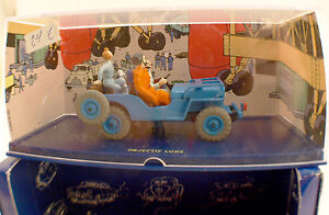 Objectif Lune Tintin Atlas  collection 1//43 La Dodge Coronet
