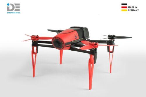 Parrot Bebop Drone Landegestell landing gear rot red Made in Germany