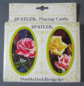 Authoritative answer, Hustler playing cards