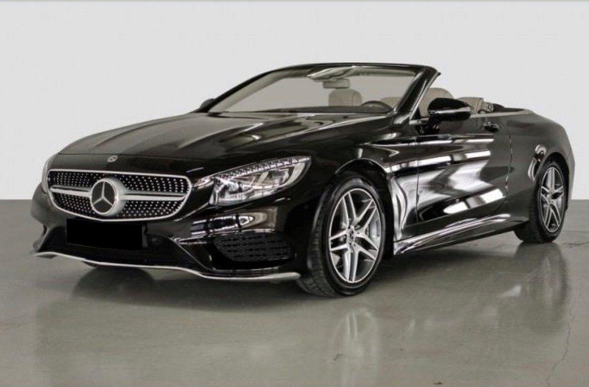 Mercedes S500 4,7 Cabriolet aut. 2d - 16.957 kr.