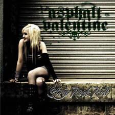 "ASPHALT VALENTINE ""Strip Rock Roll"" [CD] Factory Sealed Brand New Hard Rock 80s"