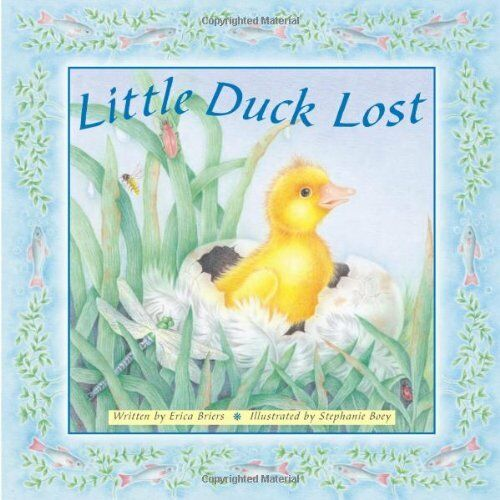 1 of 1 - Little Duck Lost,Erica Briers,Stephanie Boey