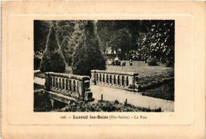 CPA-Luxeuil-les-Bains-Le-Parc-636359