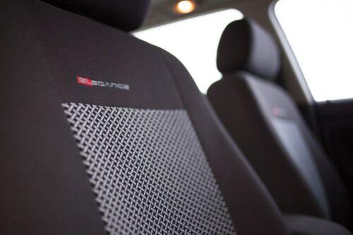 Sitzbezüge Sitzbezug Schonbezüge für Suzuki Vitara Vordersitze Elegance P2