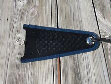 Heritage Springer Fender bib Cover FLSTS Blue
