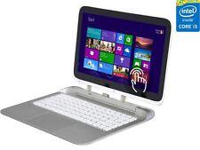 HP Split x2 13-r010dx Intel Core i3 4th Gen 4012Y (1.50 GHz) 4 GB Memory 8 GB SS