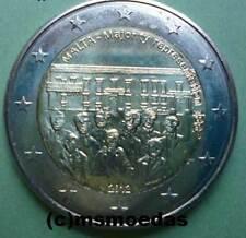 Malta 2 Euro Gedenkmünze 2012 Mehrheitswahlrecht Euromünze commemorative coin