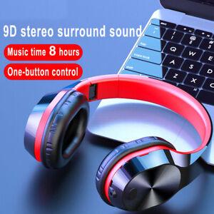 Auriculares con micrófono auriculares inalámbricos para juegos LED Nintendo Switch...