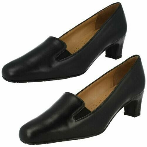 Ladies Van Dal Smart Court Shoes 'Wye'
