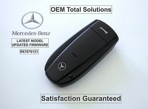 Iphone 5 6s compatible mercedes bluetooth mhi dongle puck for Mercedes benz bluetooth puck
