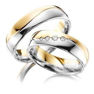 2-Eheringe-Trauringe-Verlobungsringe-Partner-Ringe-925-SILBER-inkl-GRAVUR-Q21