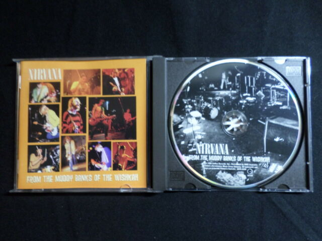 Nirvana. From The Muddy Banks Of The Wishkah. Compact Disc. 1996. Australia