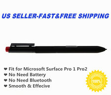 NEW Black Stylus Surface Pen Replacement for Microsoft Surface Pro 1 Pro 2