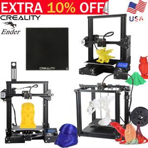 Creality Ender 3 Pro 5 3D Printer High-Precision Resume Printing Xmas Promotion!