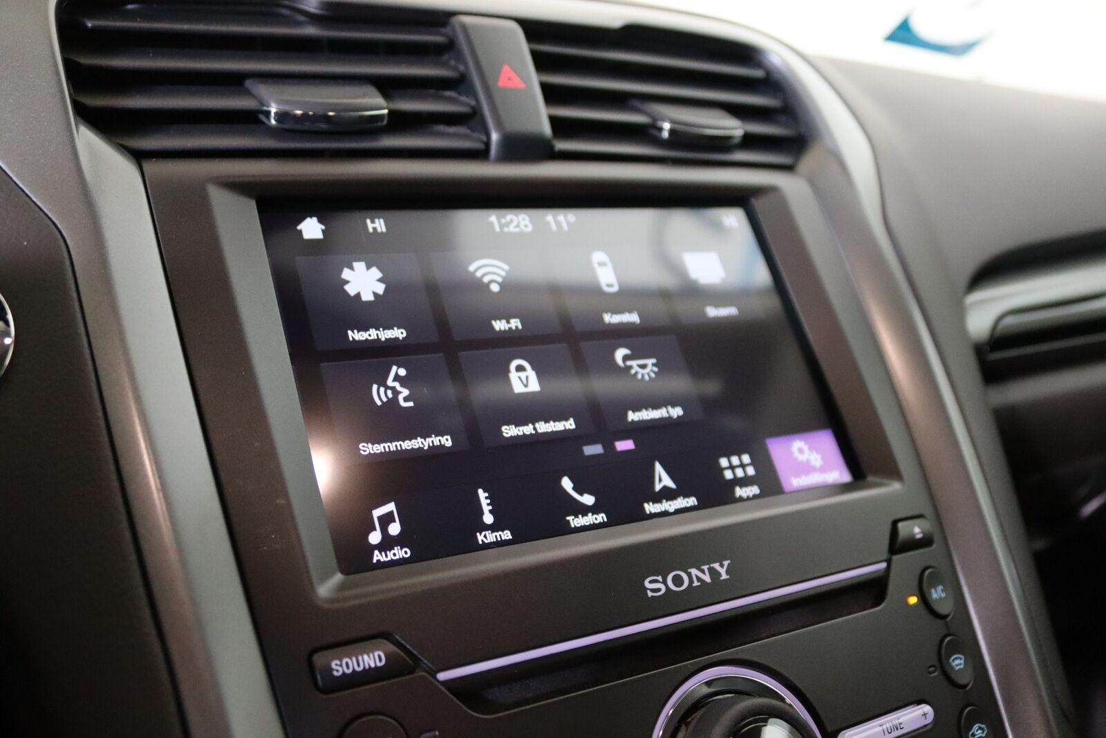 Ford Mondeo 2,0 TDCi 180 ST-Line stc. aut. - billede 10