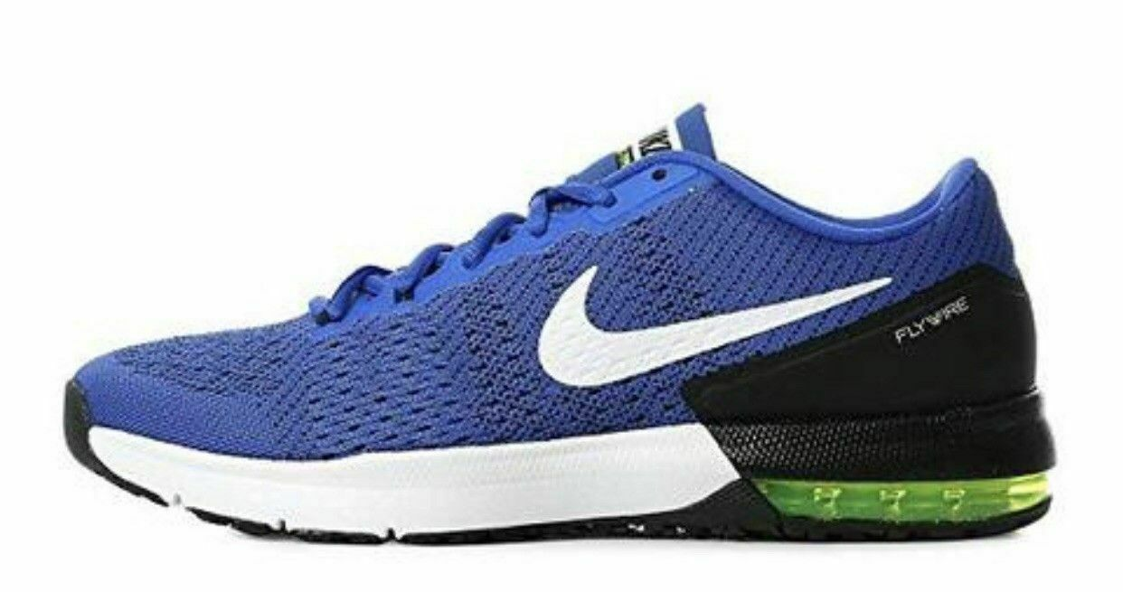 110 nib mens nike air max fitness gym zapatos typha