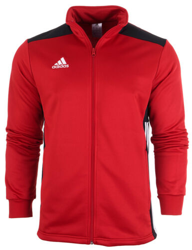 Adidas Mens Regista 18 PES Tracksuit Football Training Top Jacket Full Zip Cool