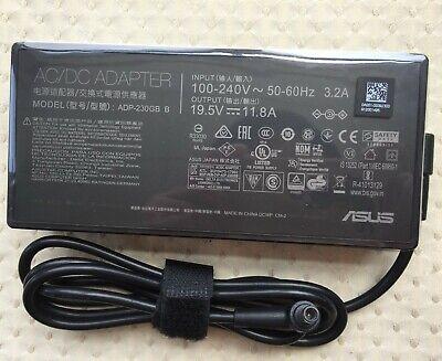New Original OEM ASUS 230W 19.5V AC Adapter for ASUS ROG Zephyrus M GM501GS-XS74